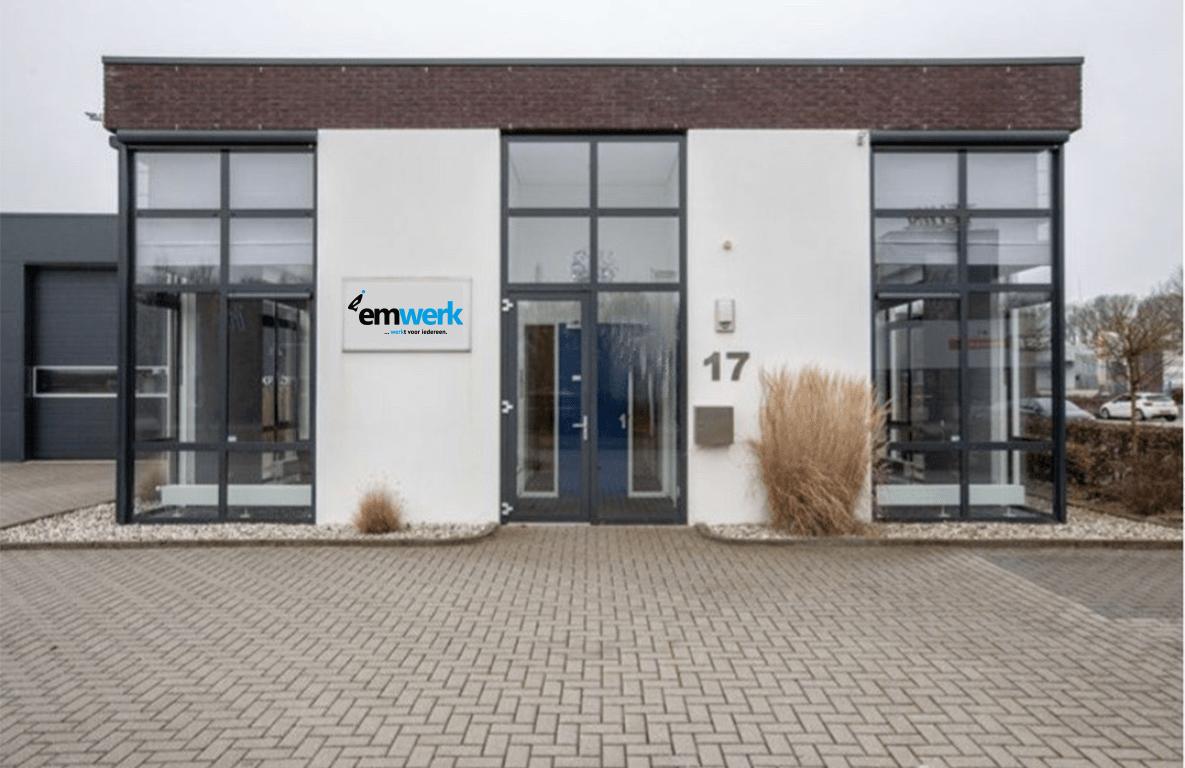 Kantoor Oosterbracht